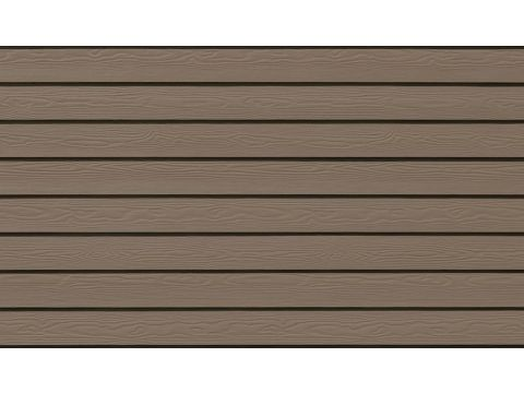 Cedral wood c14 atlasbruin  3600x190x10mm