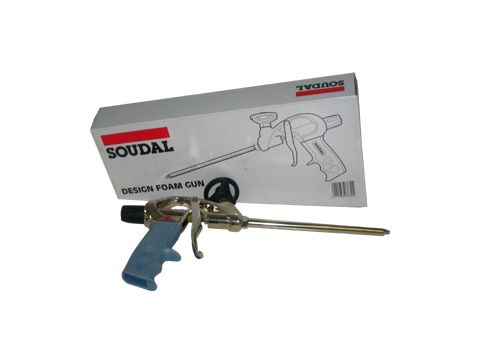 Soudal pistool design foam gun