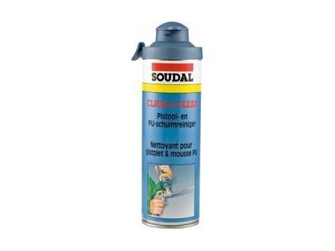 Soudal click & clean n/f 500ml