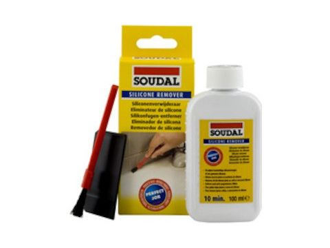 Soudal siliconeverwijderaar 100ml blister