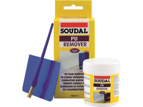Soudal pu remover 100ml