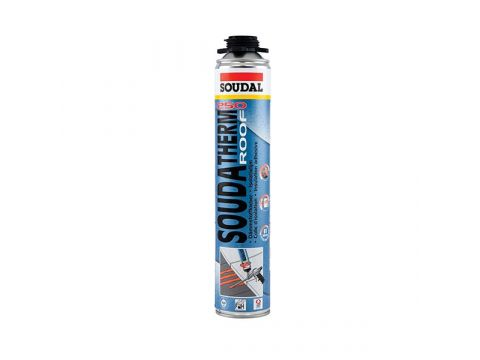 Soudal pu soudatherm roof 250 800ml 12/ds