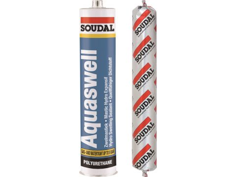 Soudal aquaswell 600ml 12st/ds