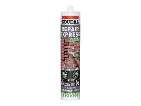Soudal cement repair 300ml grijs