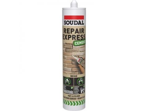 Soudal cement repair 300ml ral 1015