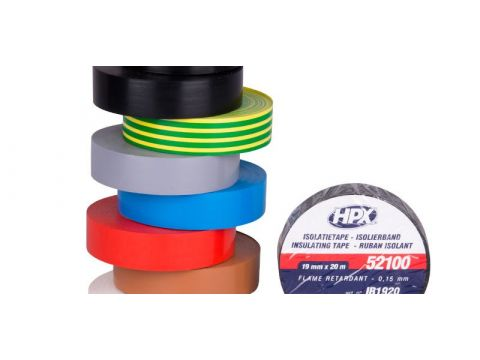 Hpx isotape blauw 19mm 20m