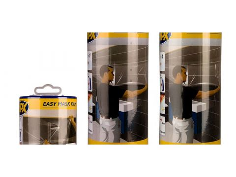 Hpx easy mask film 550mm x 33m