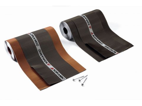 Ondernok quick-fix 320 mm rood  5 m/set