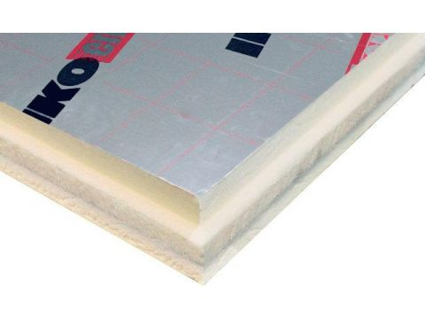 Iko enertherm alu tg 100 mm  120/060 3,60m2/p
