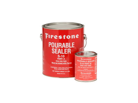Firg pourable sealer 1gal (3,8l)