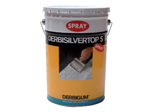 Derbisilvertop spray  4 lit    eur/l