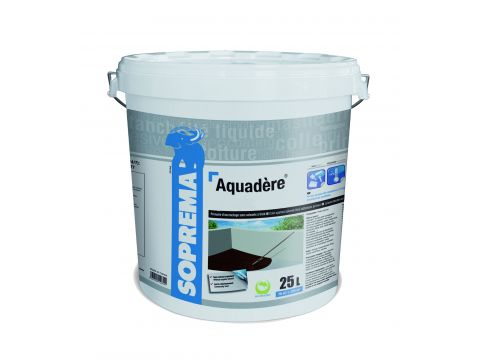 Soprema aquadere  25l/bus