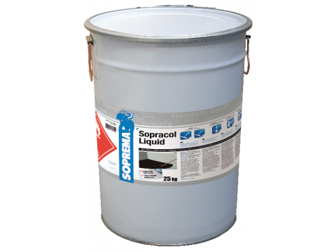 Soprema sopracol liquid  25kg/pot