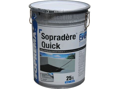 Soprema sopradere quick  25l/bus