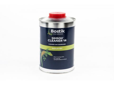 Bostik cleaner 14  1l/blik
