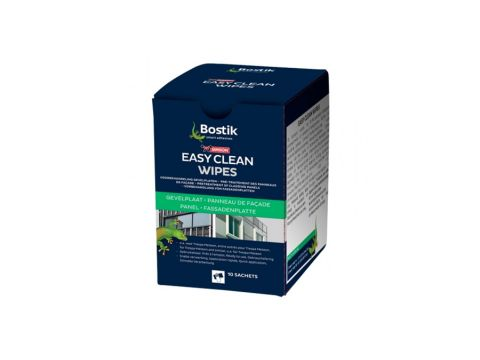 Bostik easy clean wipes   eur/zakje