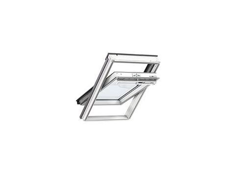 Velux ggl 2066 sk06 energie-star hout wit