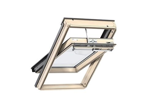 Velux ggl integra 2060r30 uk04 zonener hout w