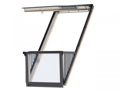 Velux cabrio gdl 3066 sk19 energy star