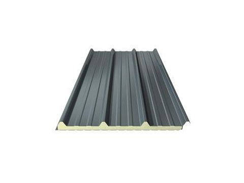 Ji roof 45. 333 5,1x1,05 7016  40mm 5,36m2/pl