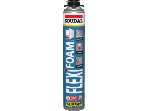 Soudal flexifoam gun 750ml